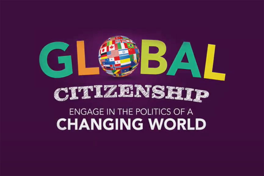 Julie Knutson - Global Citizenship Youtube Video Series Coalition of Civically Engaged Educators